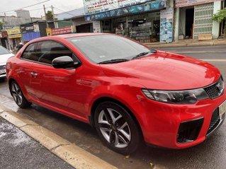 Bán xe Kia Cerato Koup sản xuất năm 2010, màu đỏ