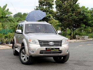 Xe Ford Everest 2.5L 4x2 AT 2010 - 420 triệu