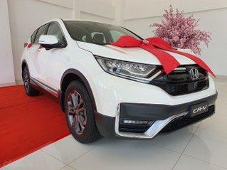 [Cực hot] Honda CRV Facelift 2020 giảm 100% thuế trước bạ