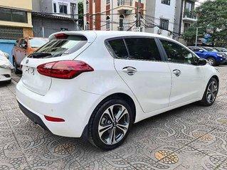 Cần bán lại xe Kia Cerato 1.6 AT đời 2014, màu trắng, nhập khẩu nguyên chiếc còn mới