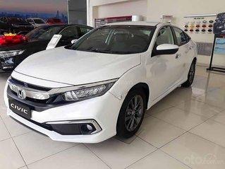 Bán Honda Civic G năm 2020, màu trắng, nhập khẩu