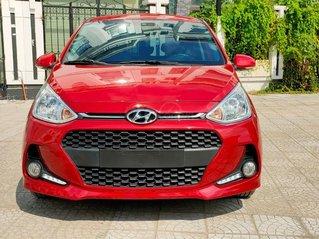 Bán Hyundai Grand i10 đời 2019, màu đỏ