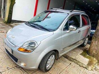 Cần bán Chevrolet Spark VAN sản xuất 2011, màu bạc