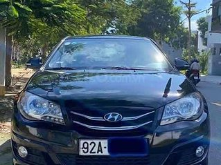 Cần bán lại xe Hyundai Avante 1.6 AT đời 2012, màu đen
