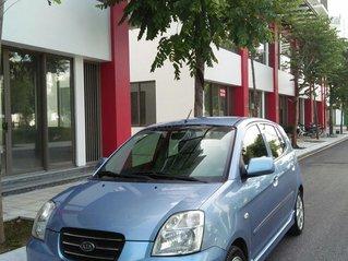 Chính chủ bán Kia Morning sản xuất năm 2007, màu xanh lam, xe nhập giá tốt