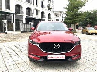 Bán Mazda CX 5 2018, màu đỏ, đã qua sử dụng