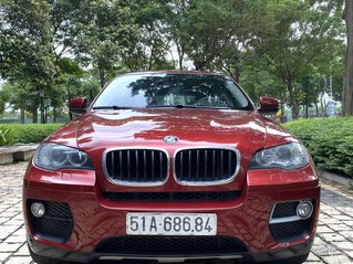 BMW X6 iDriver 35i Twin Turbo Power 3.0 - 2013