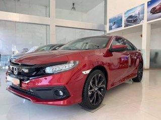 Bán Honda Civic 2020, màu đỏ, nhập khẩu nguyên chiếc