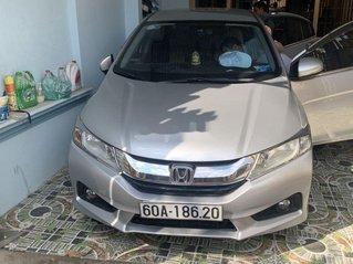 Cần bán Honda City đời 2014, màu bạc, nhập khẩu nguyên chiếc