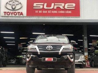 Cần bán lại xe Toyota Fortuner sản xuất năm 2019, màu nâu, số tự động