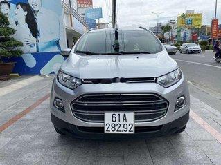 Bán Ford EcoSport đời 2016, màu bạc, giá 455tr