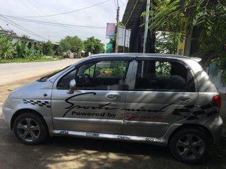 Bán ô tô Daewoo Matiz đời 2008, màu bạc, nhập khẩu nguyên chiếc