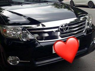 Bán xe Toyota Fortuner sản xuất 2016, màu đen
