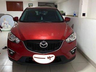 Cần bán lại xe Mazda CX 5 2015, màu đỏ, số tự động