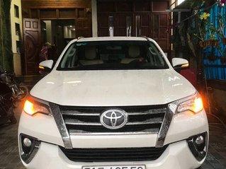 Bán xe Toyota Fortuner sản xuất 2017, nhập khẩu nguyên chiếc còn mới, 827tr