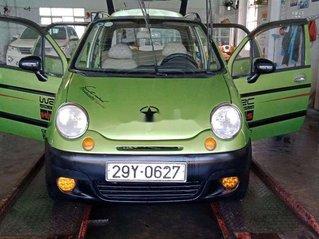 Bán Daewoo Matiz đời 2005, xe nhập, màu xanh
