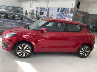 Cần bán xe Suzuki Swift GLX năm 2020, màu đỏ, nhập khẩu, giá chỉ 549 triệu