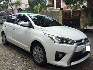 Bán Toyota Yaris G đời 2016, màu trắng, xe nhập chính chủ