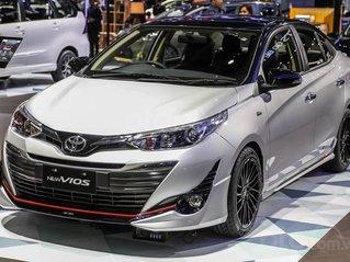 Toyota Vios 2020 - đủ màu giao ngay, giảm giá tiền mặt, tặng bảo hiểm, phụ kiện, hỗ trợ trả góp
