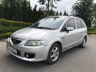 Cần bán xe Mazda Premacy AT 2003, màu bạc, giá chỉ 155 triệu