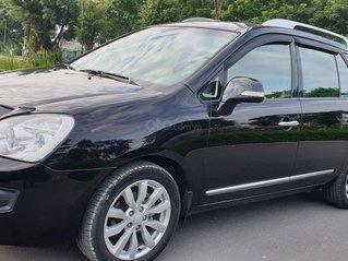 Bán Kia Carens SX số tự động, đời T3/2012, màu đen Vip tuyệt đẹp, mới 75%