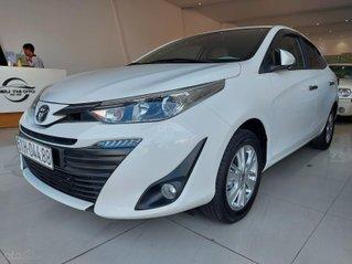 Cần bán xe Toyota Vios G sản xuất năm 2019, biển TP, xe đẹp không lỗi bao test hãng, có trả góp