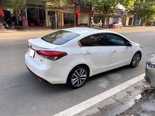 Bán xe Kia Cerato 2.0 sản xuất 2016, màu trắng còn mới
