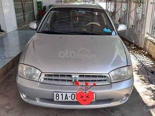 Cần bán xe Kia Spectra sản xuất năm 2004, màu bạc còn mới