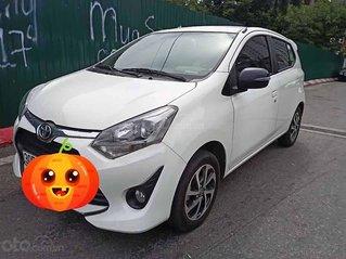 Cần bán xe Toyota Wigo 1.2G MT năm 2019, màu trắng, nhập khẩu