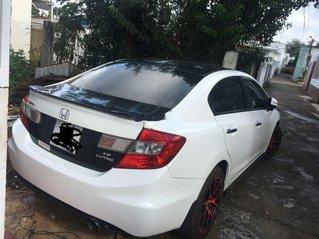 Bán xe Honda Civic 2015, màu trắng, nhập khẩu nguyên chiếc xe gia đình, giá tốt