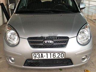 Bán xe Kia Morning đời 2008, màu bạc