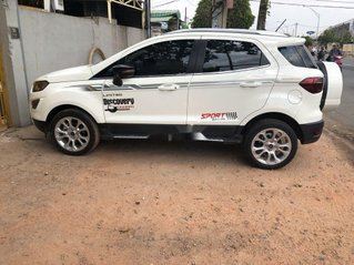 Bán xe Ford EcoSport đời 2019, màu trắng xe gia đình, giá tốt