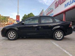 Cần bán Ford Focus sản xuất năm 2007, màu đen, nhập khẩu nguyên chiếc