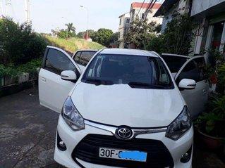 Bán Toyota Wigo MT 2019, màu trắng, nhập khẩu nguyên chiếc, giá 310tr