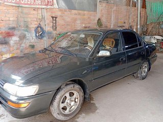 Cần bán lại xe Toyota Corolla năm sản xuất 1993, màu xám, nhập khẩu, giá 110tr