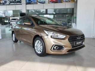 Bán xe Hyundai Accent 1.4MT 2020, màu nâu, nhập khẩu nguyên chiếc giá cạnh tranh
