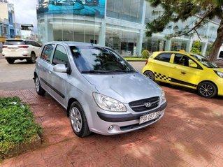 Bán Hyundai Getz sản xuất năm 2010, màu bạc, nhập khẩu, giá tốt