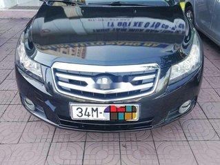 Bán Daewoo Lacetti CDX AT năm sản xuất 2010, màu đen, xe nhập giá cạnh tranh