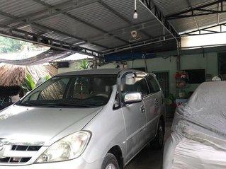 Cần bán lại xe Toyota Innova năm sản xuất 2008, màu bạc, 300 triệu