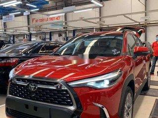 Bán Toyota Corolla Cross đời 2020, màu đỏ, nhập khẩu nguyên chiếc, 820 triệu