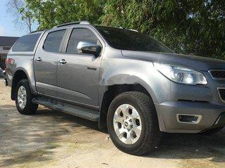 Cần bán Chevrolet Colorado 2016, màu bạc, nhập khẩu