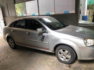 Cần bán gấp Daewoo Lacetti sản xuất 2008, màu bạc, nhập khẩu