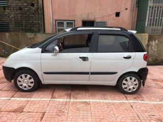 Cần bán gấp Daewoo Matiz sản xuất năm 2003, màu trắng, giá tốt