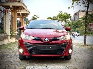 Cần bán xe Toyota Vios năm sản xuất 2018, màu đỏ