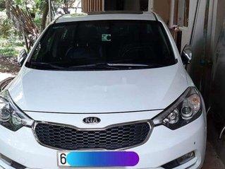 Bán xe Kia K3 1.6AT năm 2013, màu trắng, xe nhập