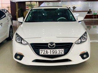 Cần bán gấp Mazda 3 năm sản xuất 2016, màu trắng, 505 triệu