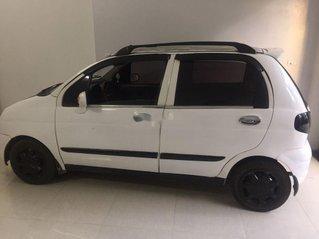 Cần bán Chevrolet Spark đời 2008, màu trắng nóc đen, xe nhập, 65tr