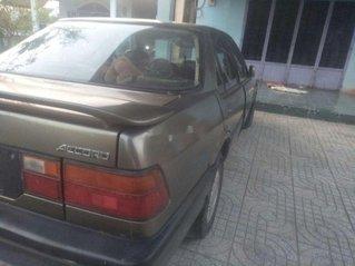 Cần bán gấp Honda Accord năm sản xuất 1987, màu ghi vàng