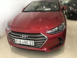 Bán xe Hyundai Elantra năm sản xuất 2018, màu đỏ