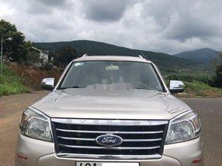 Cần bán gấp Ford Everest sản xuất năm 2009, giá 400tr